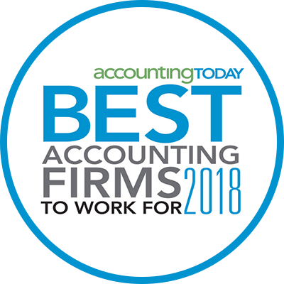 Best Accounting Firms to Work For - 2018
