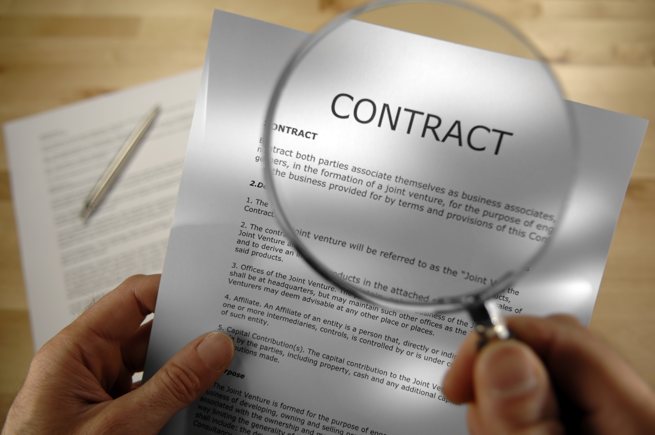 Learn Why It's Valuable to Engage an Independent Contract Auditor
