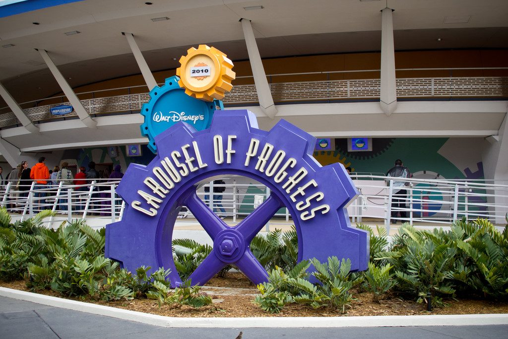 Walt Disney's Carousel of Progress