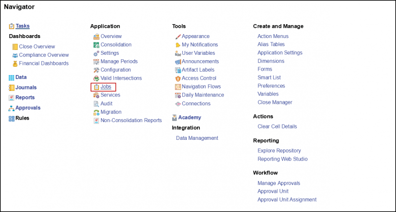 How to Manage Ownership in Oracle FCCS   SC&H Group
