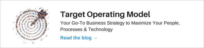 Target Operating Model - Business Strategy