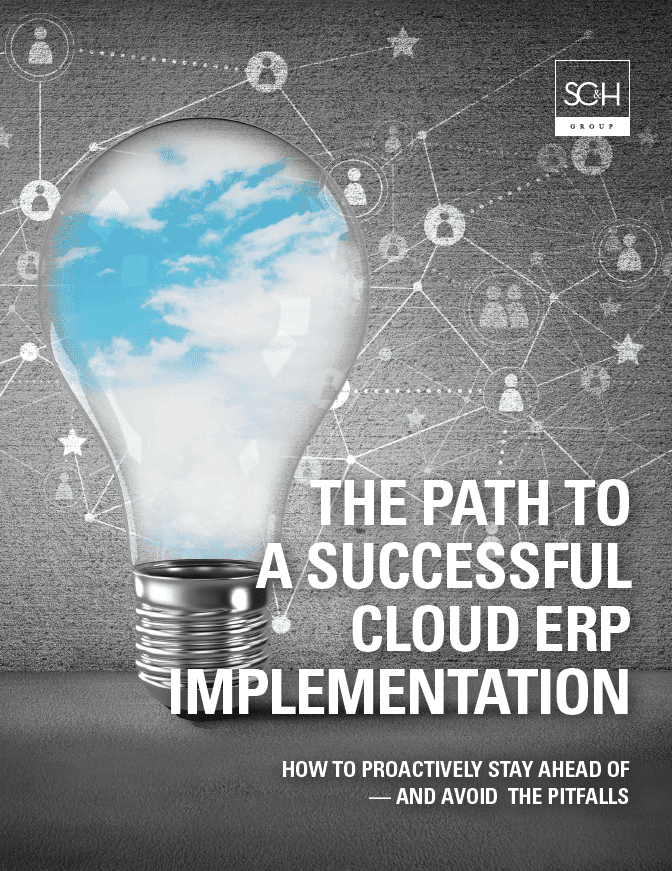 The Path to a Successful Cloud ERP Implementation